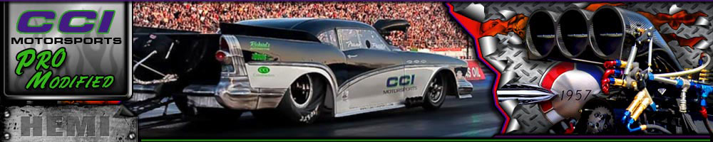 Welcome To ccimotorsports.com, home of the baddest supercharged buick pro mod in the country